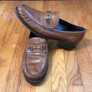 Cole Haan Men's British Tan Pinch Sanford Loafer